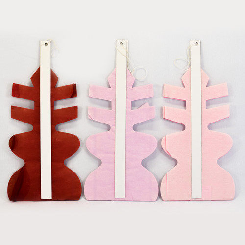 Honey Comb (Decor Fan) Cutted 16