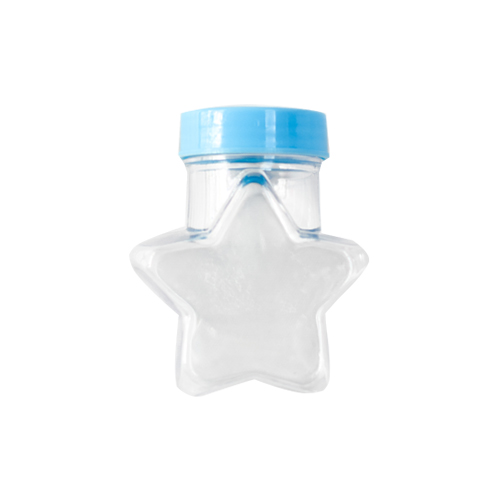 Star Shape Container Souvenir