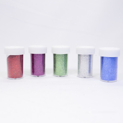 Glitters Powder 25G/tube 12's